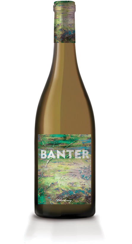 Banter Chardonnay Bottle-shot
