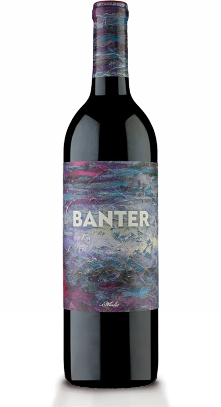 Banter Merlot  Bottleshot