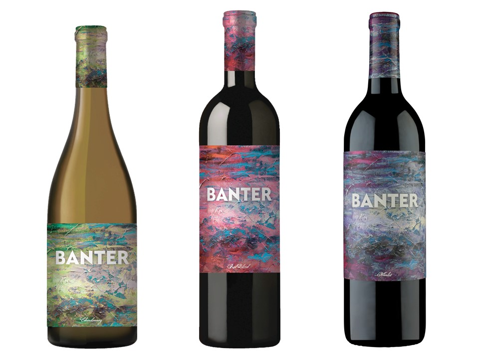 All Banter Wines Botttleshots